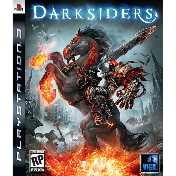 Darksiders PS3 Cover ...  sc 1 st  Altered Gamer & Darksiders Trophies on the PS3 and How to Win Them