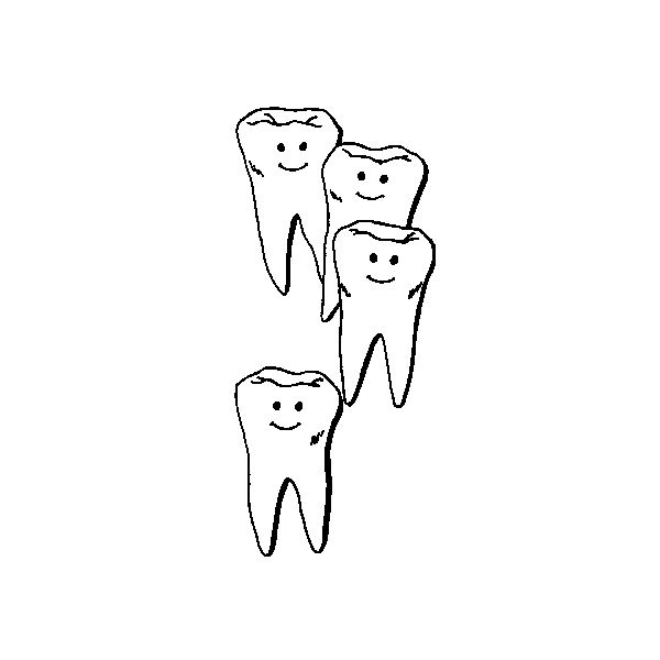 Teeth - Image Credit: Pdclipart.org