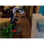 Sims 3 Death and Ghosts Guide Ghost Doing Silly Thing