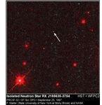 Isolated Neutron Star RXJ185635-3754 - F. Walter State University of New York at Stony Brook) and NASA