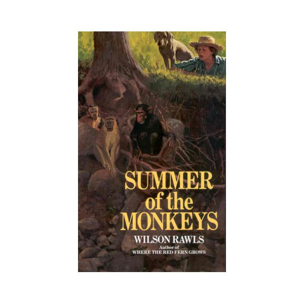 """Summer of the Monkeys"" by Wilson Rawls: Pre-Reading Strategies and an Activity"