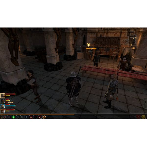 Dragon Age 2 Guide - How to Frame a Templar