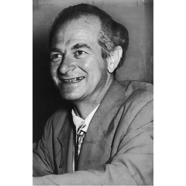Linus Pauling in 1954 - image released into the public domain by the US Federal Govt.
