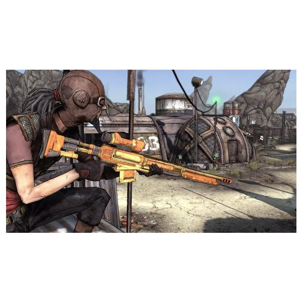 Borderlands Weapons Guide: Xbox 360 Version