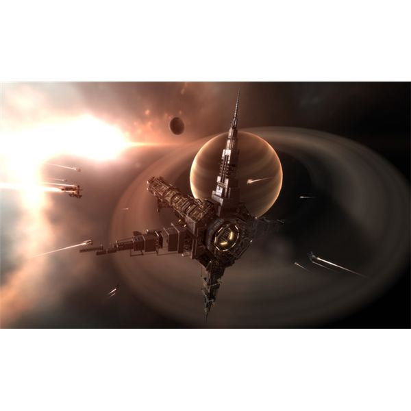EVE Online Beginner's Guide - Starting out, Character Creation, Interface