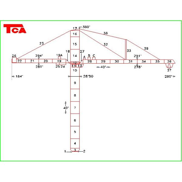 Learn About Tower Cranes Their Uses Basic Components