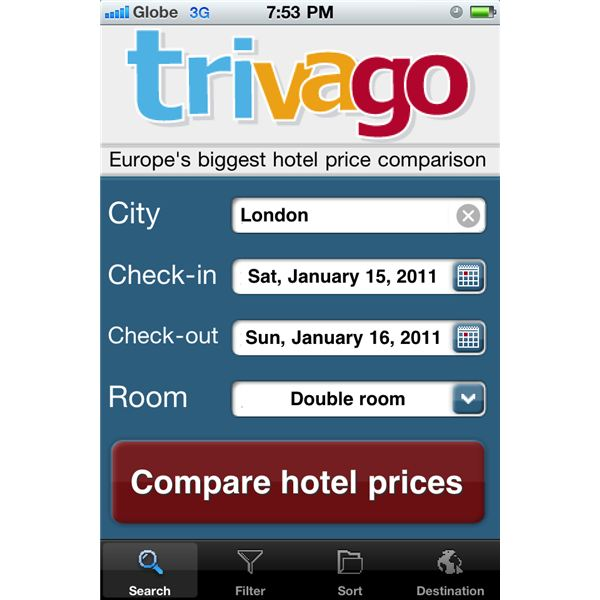 how to write a review on trivago