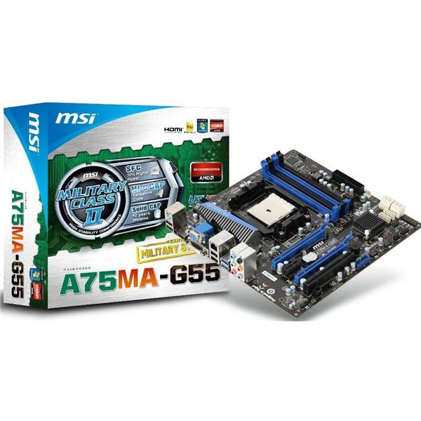 Buying Guide: The Best A75 Motherboards