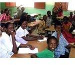 Djibouti classroom