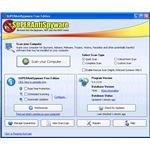 SUPERAntiSpyware UI