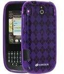 Amzer Screen Protector Case - Purple