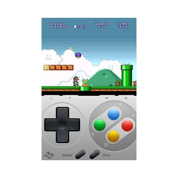 Snes4iphone Screenshot
