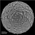 South Pole of the Moon