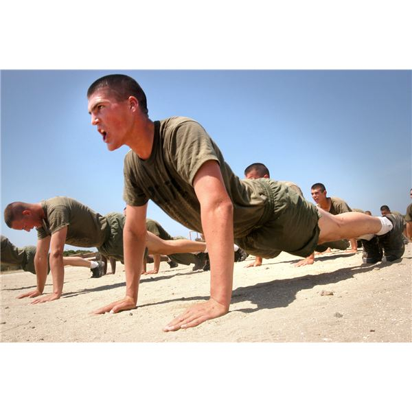 A Military Physical Fitness Training Plan to Help You Meet Your Goals