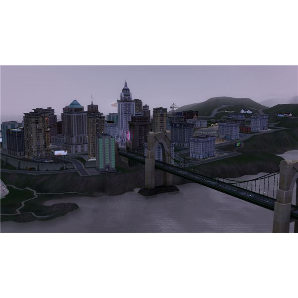 The Sims 3 Bridgeport