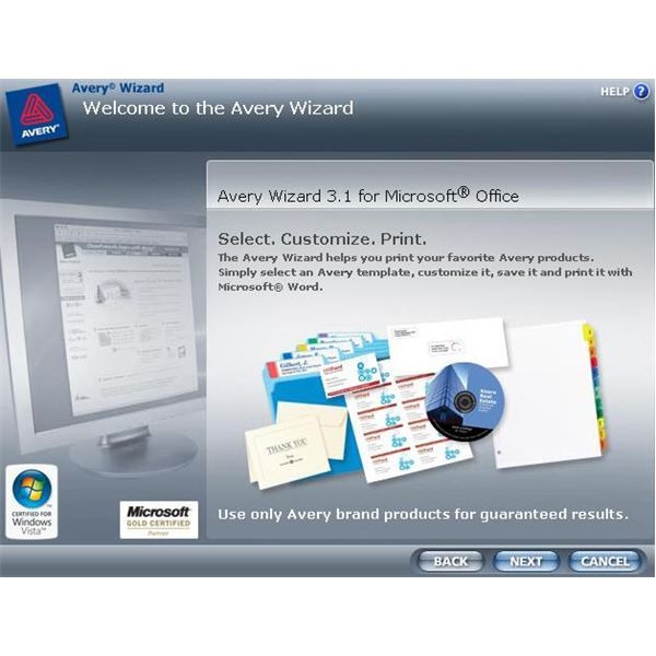 Discover the avery microsoft word template for mailing labels avery wizard for office saigontimesfo