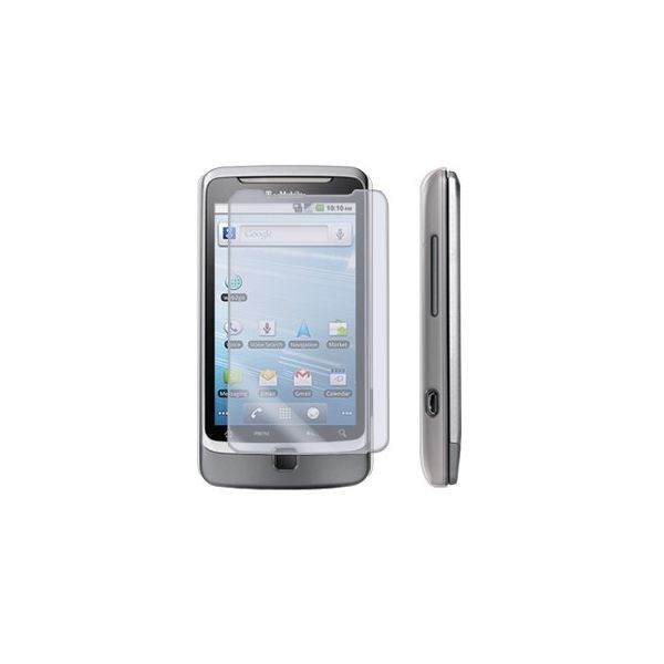 Amzer Simple Click On Case with Screen Protector