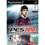 PES 2010 PS2 Boxshot--Best PS2 Games of 2009