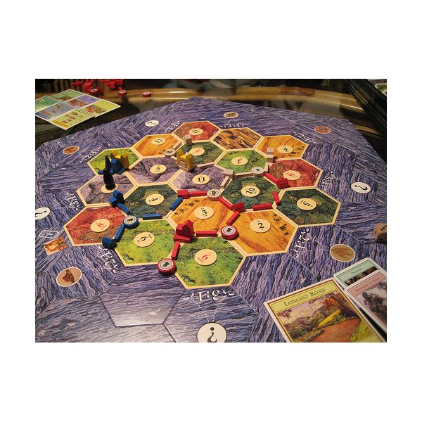 The Settlers of Catan Rules