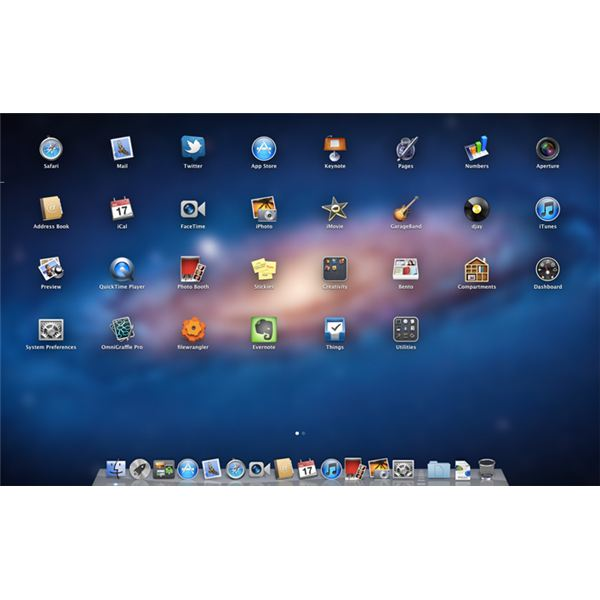 OS X Review