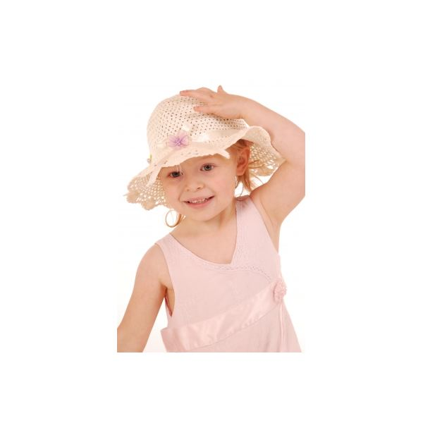 Little Girl in Hat FDP Credit Louisa Stokes
