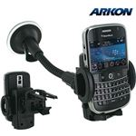 Arkon CM910 Vehicle Mount Kit & Universal Holder BlackBerry 9550 Accessory