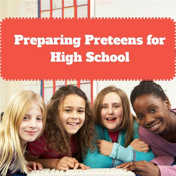 How to Help Your Middle Schooler Get Ready for High School