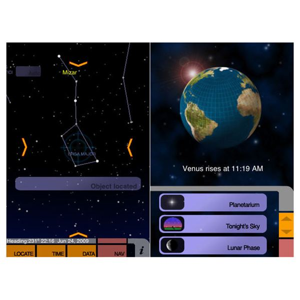 best astronomy app for iphone top iphone apps for gazing 8032