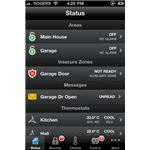 Haiku Home Automation iPhone App
