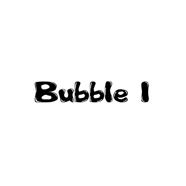Bubble Letter Fonts: 17 Free Fonts for Business or ...