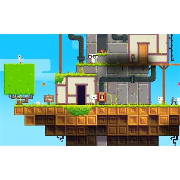 Phil Fish discusses the strenuous development of Fez.