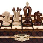 Your home chess set can be as simple or elaborate as your family would like