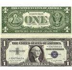 Silver Certificate 1 Dollar