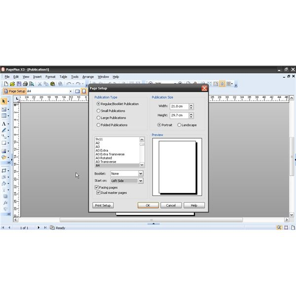 Page Properties Dialog Box