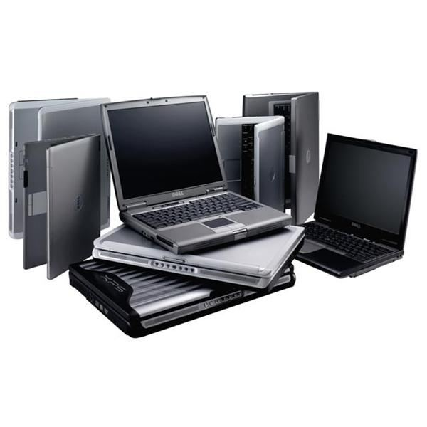 Dell notebook family