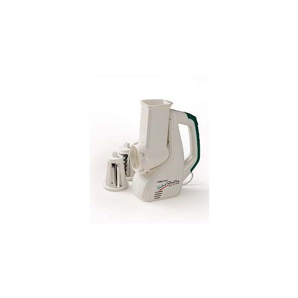 Presto SaladShooter Electric Slicer and Shredder