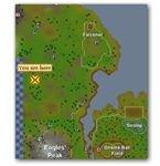 Location of Wild Kebbit in Runescape