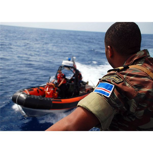 U.S. Naval Forces Africa initiative to conduct joint maritime law enforcement operations in African waters to improve maritime safety2