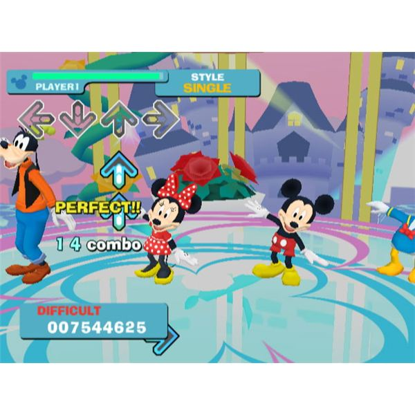DanceDance Revolution: Disney Grooves
