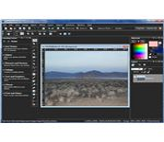 PaintShop Photo Pro X3 Editor Interface