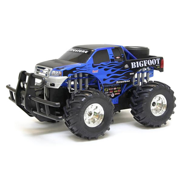 12e334efb New Bright Remote Control Trucks – (Kids 8 Years Old and Above)
