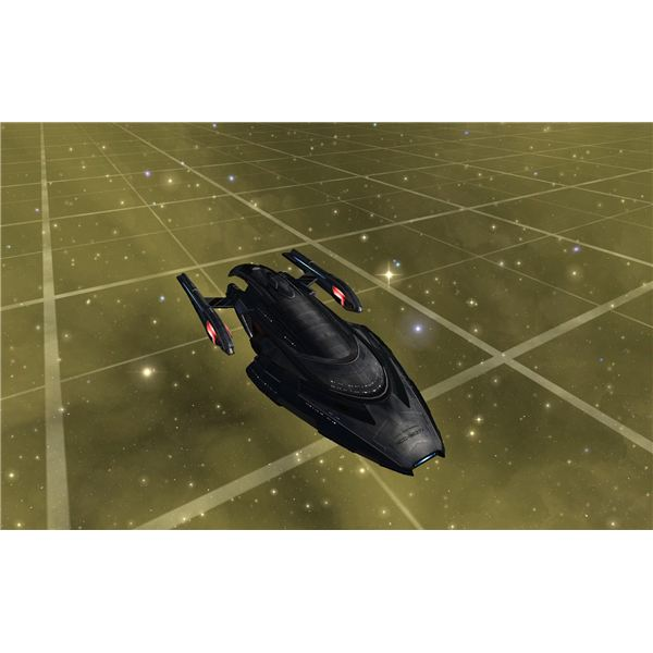 Star Trek Online Deep Space Science Vessel