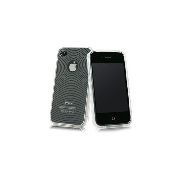 Boxwave Apple iPhone 4 Cyclone Crystal Slip Case