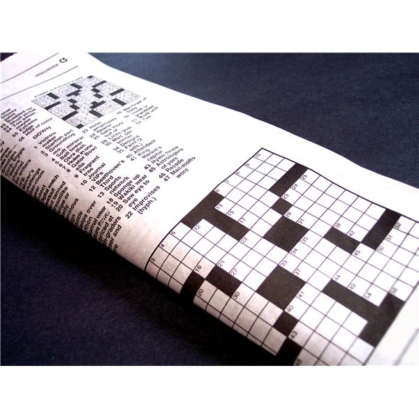 Crossword Puzzles for Team Building