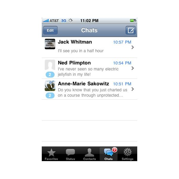 BBM for iPhone? Best Alternatives