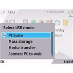 Symbian Phone Connection Modes