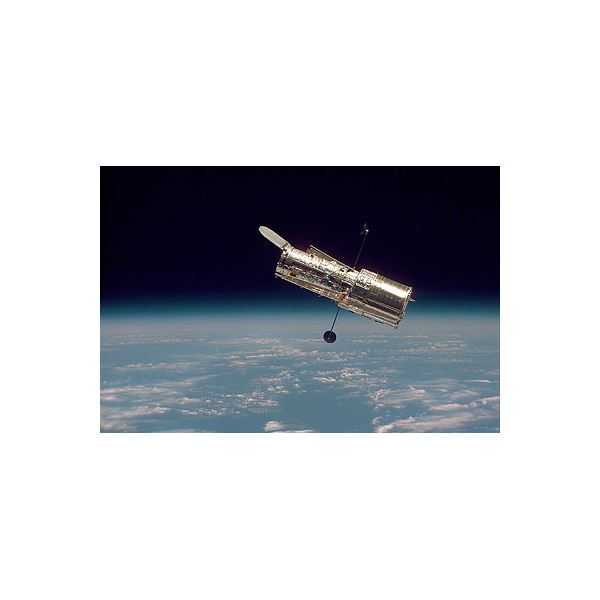 HST in Space