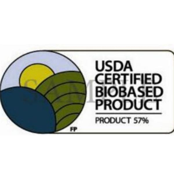 USDA Certified Biobased Product (New)
