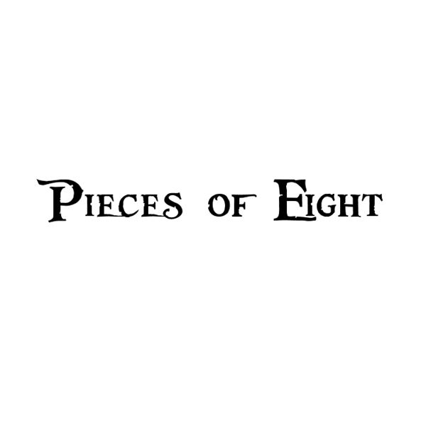 pieces of eight pirate font from 18 great free fonts