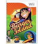 Burger Island for the Wii
